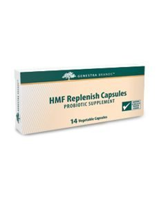 HMF Replenish Capsules by Genestra