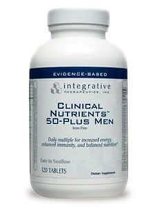 Clinical Nutrients 50-Plus Men by Integrative Therapeutics
