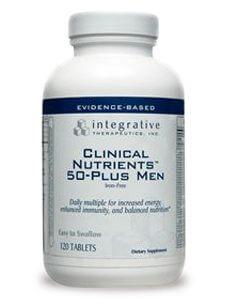 Clinical Nutrients 50-Plus Men by Integrative Therapeutics