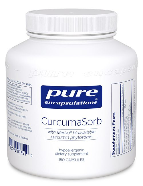 CurcumaSorb (formerly Meriva®) by Pure Encapsulations