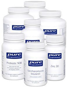 Dr. Izabella's Gut Health Bundle by Pure Encapsulations
