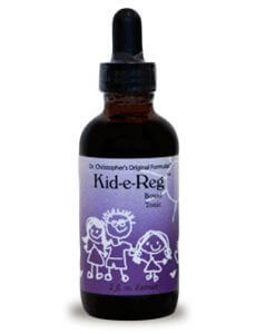Kid-E-Reg Extract by Dr. Christopher's