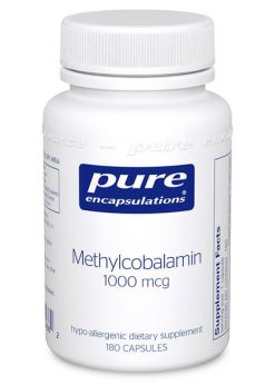 Methylcobalamin by Pure Encapsulations
