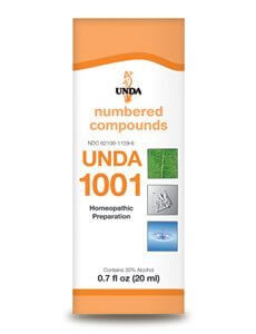 UNDA 1001 by Unda