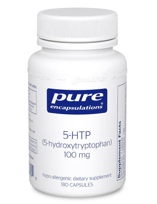 5-HTP (5-Hydroxytryptophan) by Pure Encapsulations