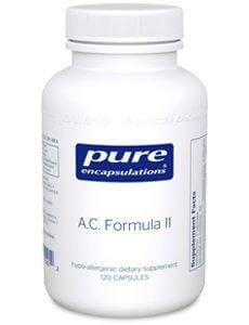 A.C. Formula® II by Pure Encapsulations