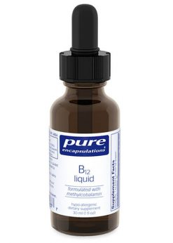 B12 liquid by Pure Encapsulations