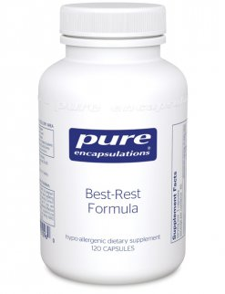 Best-Rest Formula---out of stock by Pure Encapsulations