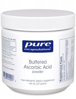 Buffered Ascorbic Acid (Powder) by Pure Encapsulations