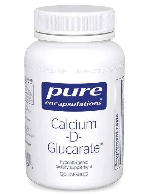 Calcium-d-Glucarate by Pure Encapsulations