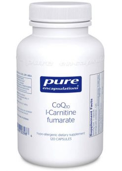 CoQ10 l-Carnitine fumarate by Pure Encapsulations