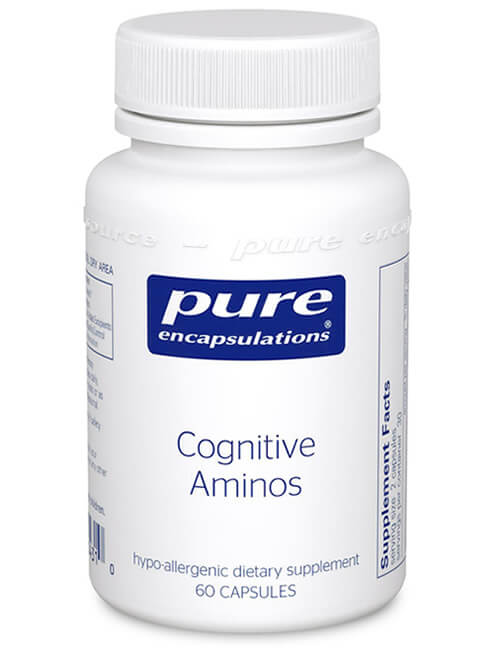 Cognitive Aminos by Pure Encapsulations