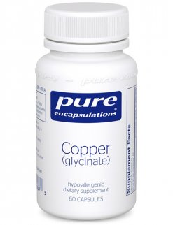 Copper (glycinate) by Pure Encapsulations