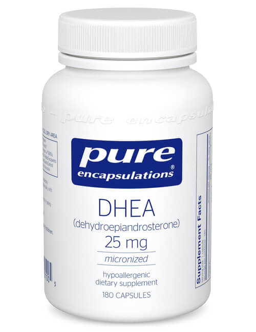 DHEA 25 MG by Pure Encapsulations