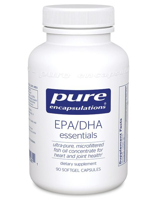 EPA/DHA Essentials by Pure Encapsulations