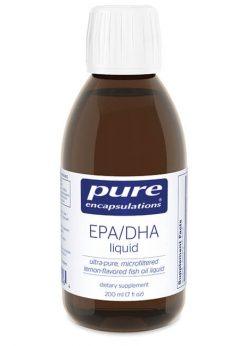 EPA/DHA liquid by Pure Encapsulations
