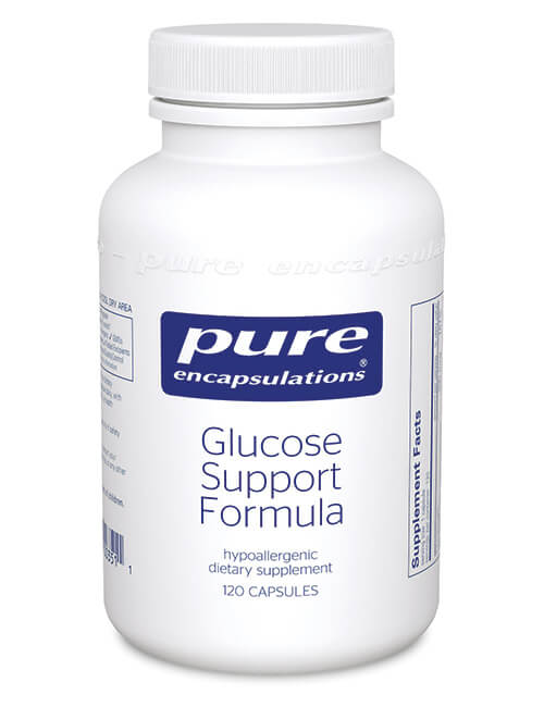 Glucose Support Formula by Pure Encapsulations