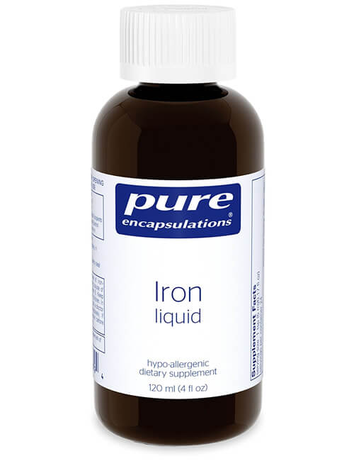 Iron liquid by Pure Encapsulations