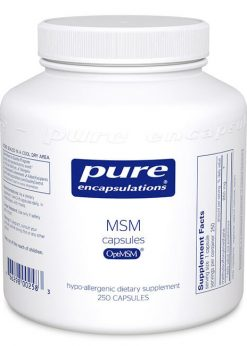 MSM (methylsulfonylmethane) by Pure Encapsulations