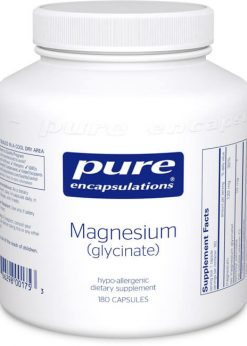 Magnesium (glycinate) by Pure Encapsulations
