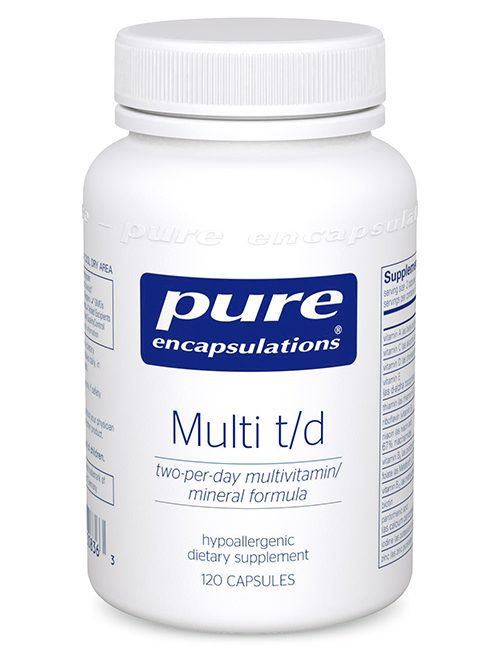 Multi t/d by Pure Encapsulations