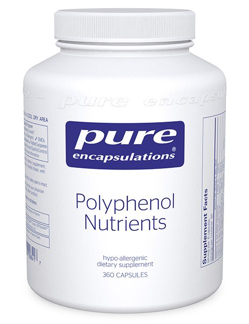 Polyphenol Nutrients by Pure Encapsulations