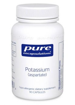 Potassium (aspartate) by Pure Encapsulations