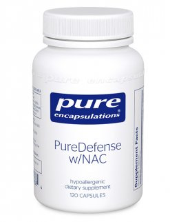 PureDefense w/NAC by Pure Encapsulations