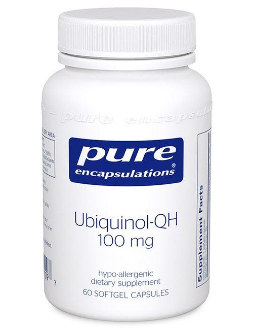 Ubiquinol-QH by Pure Encapsulations