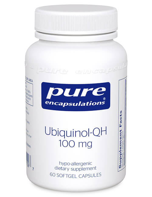 Ubiquinol-QH by Pure Encapsulations