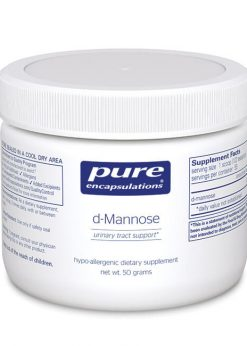 d-Mannose by Pure Encapsulations