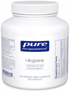 l-Arginine by Pure Encapsulations