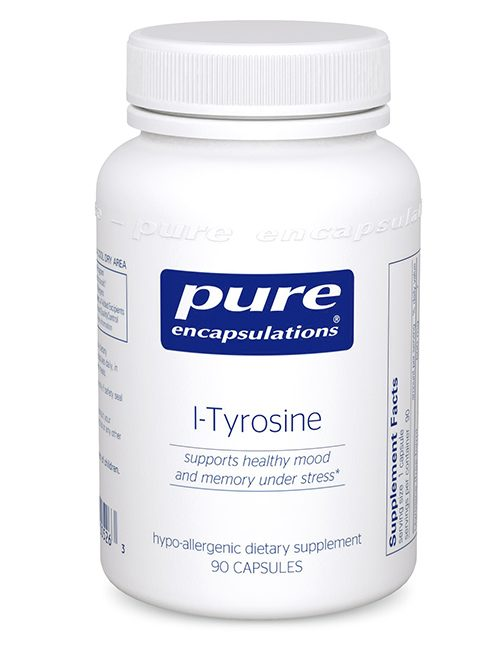 l-Tyrosine by Pure Encapsulations