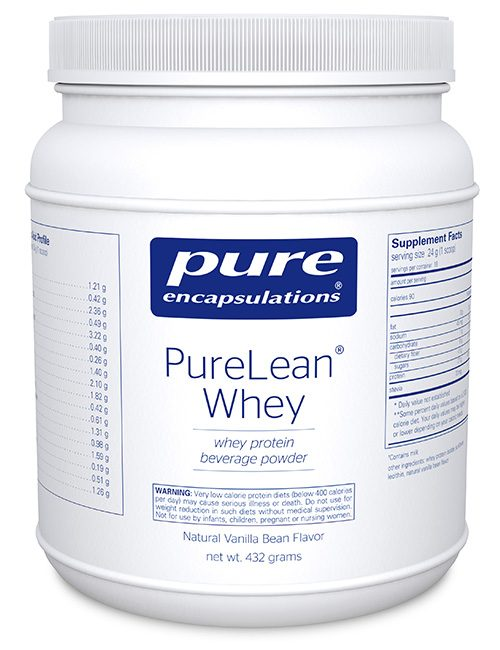 PureLean® Whey by Pure Encapsulations