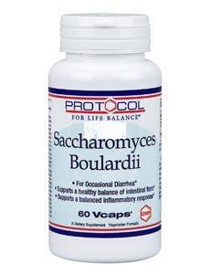 Saccharomyces Boulardii by Protocol For Life