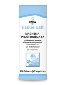Magnesia Phosphorica 6X by Unda
