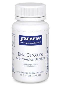 Beta Carotene by Pure Encapsulations