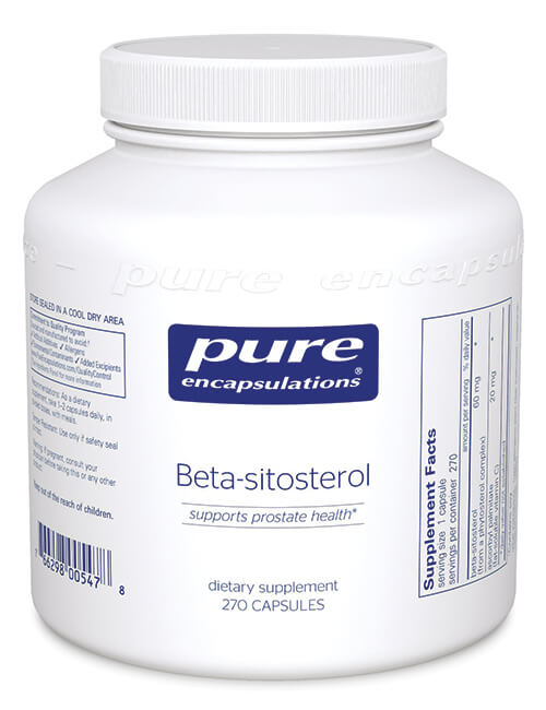 Beta-sitosterol by Pure Encapsulations