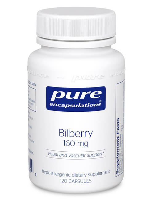 Bilberry by Pure Encapsulations