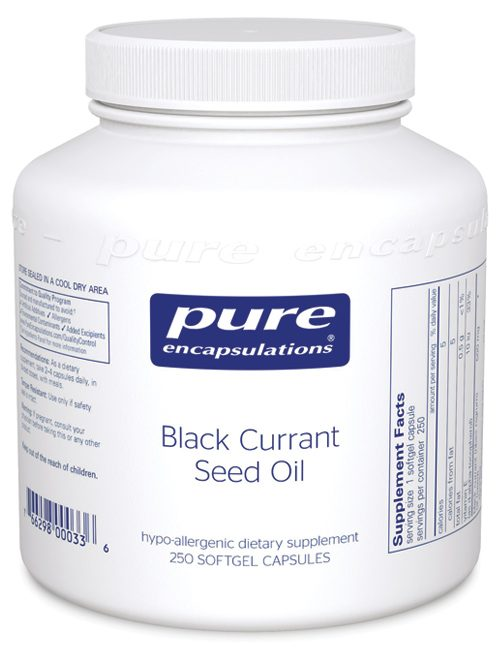 Black Currant Seed Oil by Pure Encapsulations