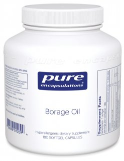 Borage Oil by Pure Encapsulations