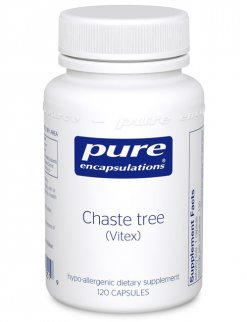 Chaste tree (Vitex) by Pure Encapsulations