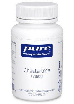 Chaste tree (Vitex) by Pure Encapsulations