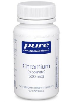 Chromium (picolinate) by Pure Encapsulations