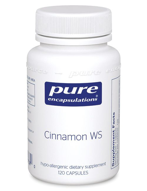Cinnamon WS by Pure Encapsulations