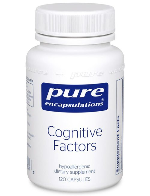 Cognitive Factors™ by Pure Encapsulations