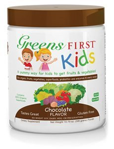 Greens First Kids Chocolate by Ceautamed Worldwide LLC