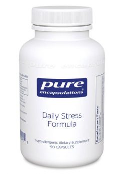 Daily Stress Formula by Pure Encapsulations