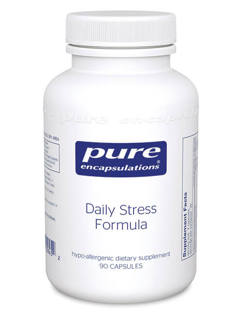 Daily Stress Formula by Pure Encapsulations