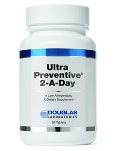 Ultra Preventive® 2-A-Day by Douglas Laboratories